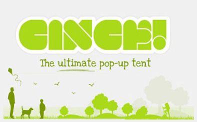 3 Man tent – Cinch Pop up Tents
