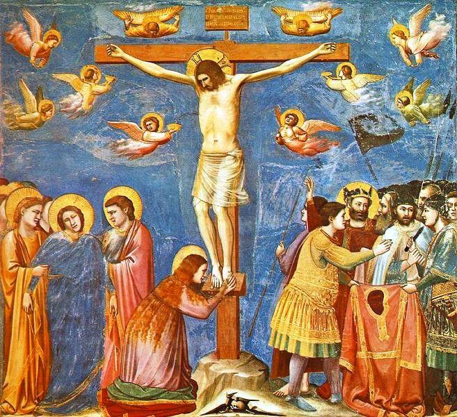 Giotto-Crocefissione-Cappella-degli-Scrovegni-1303-1305_000.jpg (657×600)