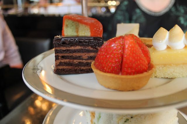 Review: The Wolesley Afternoon Tea