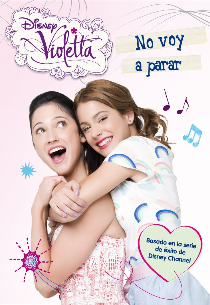 41 best violetta images on pinterest martina stoessel - Violetta disney channel ...