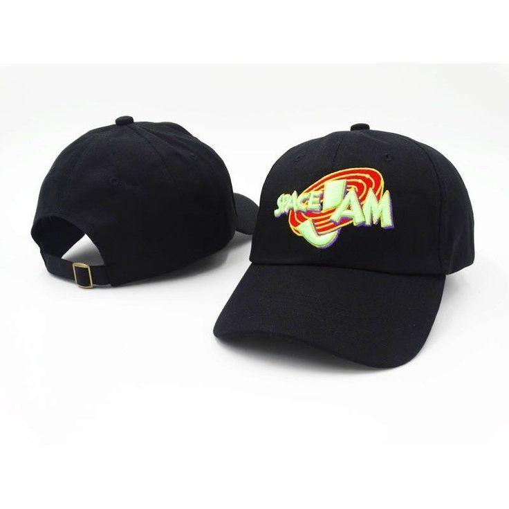 Space Jam Dad Hat