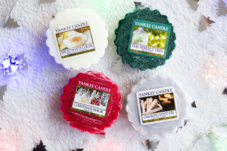 Yankee Candle: The Perfect Christmas, Spiced White Cocoa, The Perfect Tree, Christmas Magic, Crackling Wood Fire review