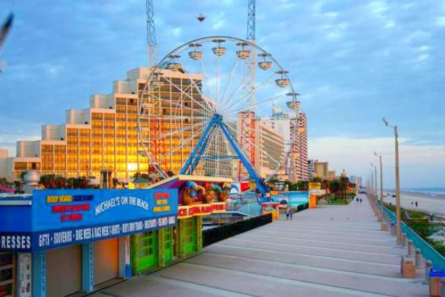 10 Fun Things To Do in Daytona Beach with Kids: Have Some Boardwalk Fun