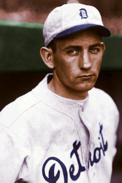 The Mechanical Man.  When Ty retired in 1928, he held more than 100 baseball records. His marks for hits, runs, and stolen bases were all surpassed, but he still holds more than 40 records, including the highest batting average, at a remarkable .367 mark.