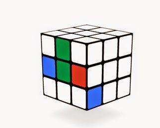 GoogleManiaLoghi Il cubo di Rubik 40 anniversario