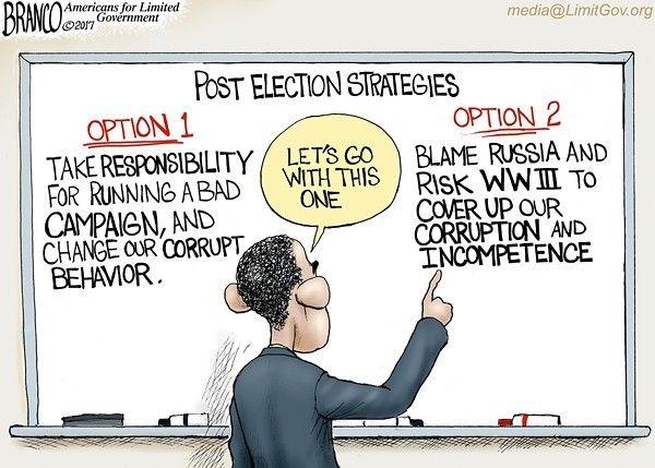 Thomas Gallatin: Obama's Failures Aren't His Fault? — The Patriot Post