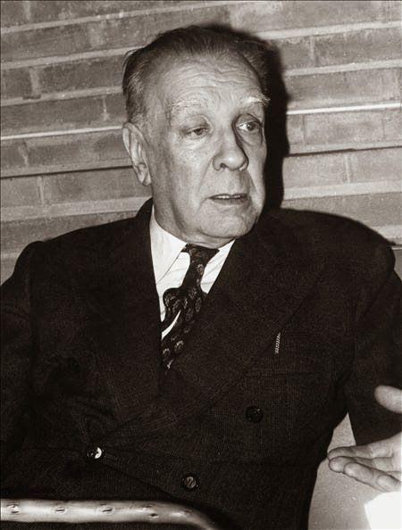 Jorge Luis Borges - Browning resuelve ser poeta (Foto sin data) http://borgestodoelanio.blogspot.com/2014/05/jorge-luis-borges-browning-resuelve-ser.html