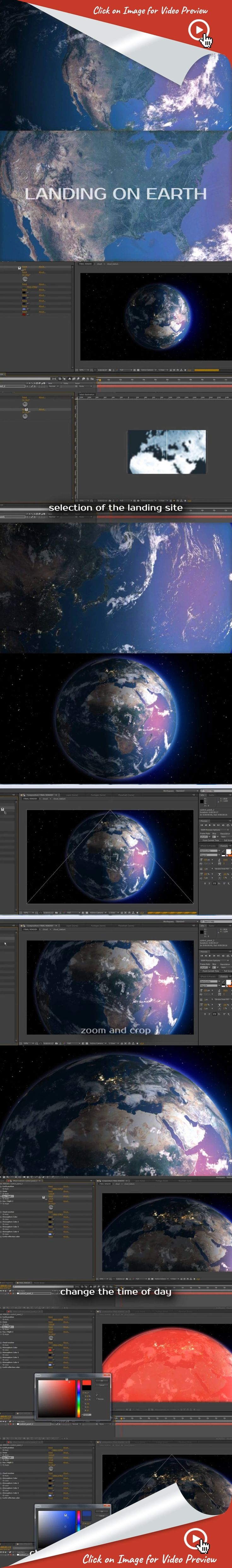Ms de 25 ideas increbles sobre free after effects projects en earth kit sciox Choice Image