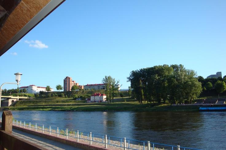 River Neman, Grodno