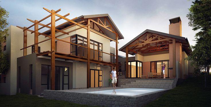 SPEC HOUSE   Urban Habitat Architects