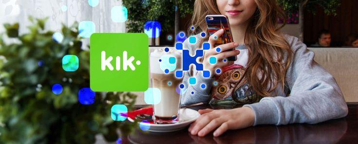 Your Teen Will Soon Spend Virtual Money With Kik Messenger's Cryptocurrency Kin #Social_Media #Kik #music #headphones #headphones