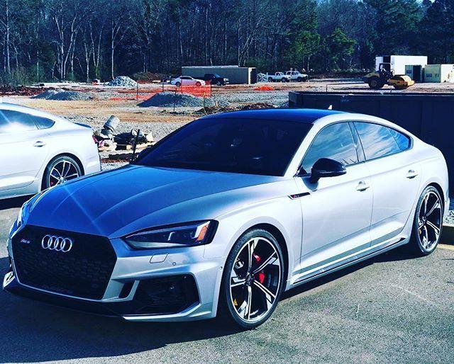 Audi Sport 2019 Audi RS 5 Sportback Black Optic Package