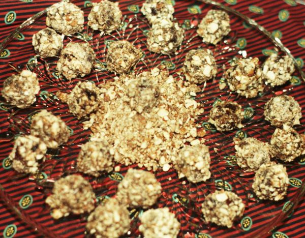 Tiger Nut Sweets_Egyptian
