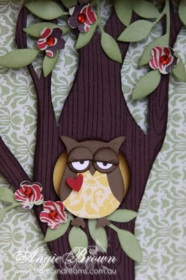 Owl punch card 3