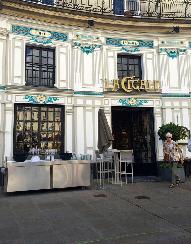 581 best images about brittany ville de nantes on pinterest restaurant bretagne and nantes - Brasserie porte de versailles ...