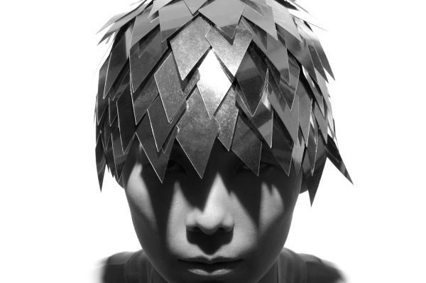 Immagine creata per un editoriale di moda a soggetto futuristico. © Maurizio Fantini