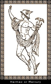 Greek Mythology: Hermes