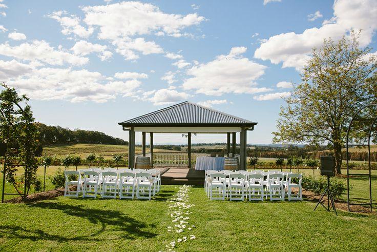 Wynwood Estate Hunter Valley Wedding Ceremony Location Image Cavanagh Photography Cavanaghphotographyau