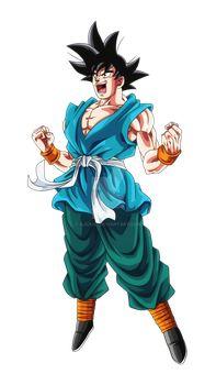 Saiyan Beyond God - Son Goku #2 by ajckh2