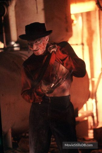A Nightmare On Elm Street - Publicity still of Robert Englund