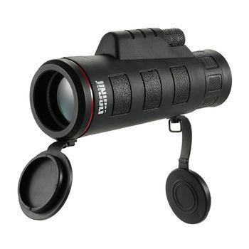 Monocular Telescope Waterproof Binoculars Clear Vision Zoom Professional Telescope for Travel Outdoor Hunting