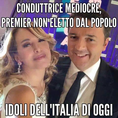 IO NON VOTO Matteo Renzi, e VOTO NO al referendum del 4 dicembre