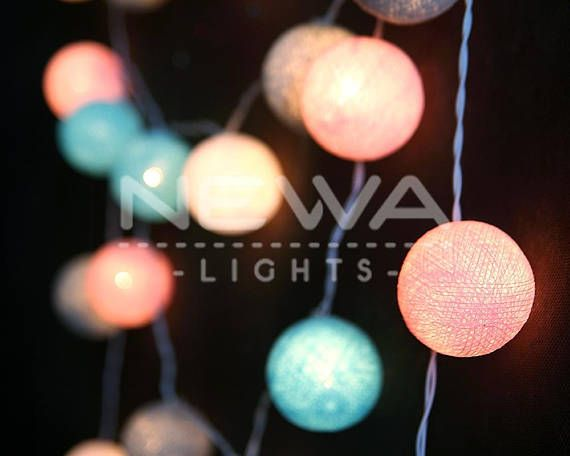Pink String Lights Extraordinary 169 Best Newa Lights Images On Pinterest  String Lights White Design Inspiration
