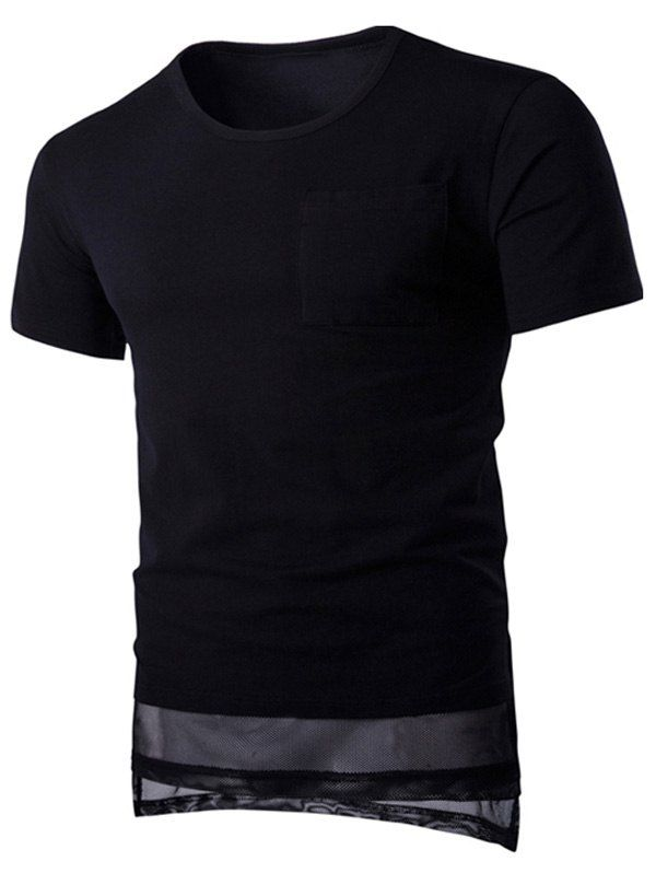 30d2618f2c40 114 best Men's T-shirts images on Pinterest   Short sleeves, For .. Round  Neck ...