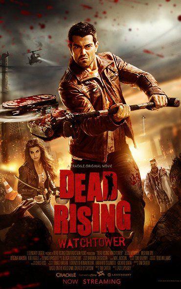 Dead Rising (2015) Full Movie Poster