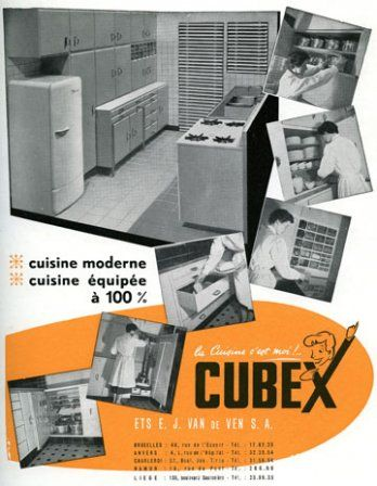 Cuisine Cubex, 1956_AAM