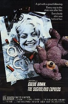 The Sugarland Express (movie poster).jpg