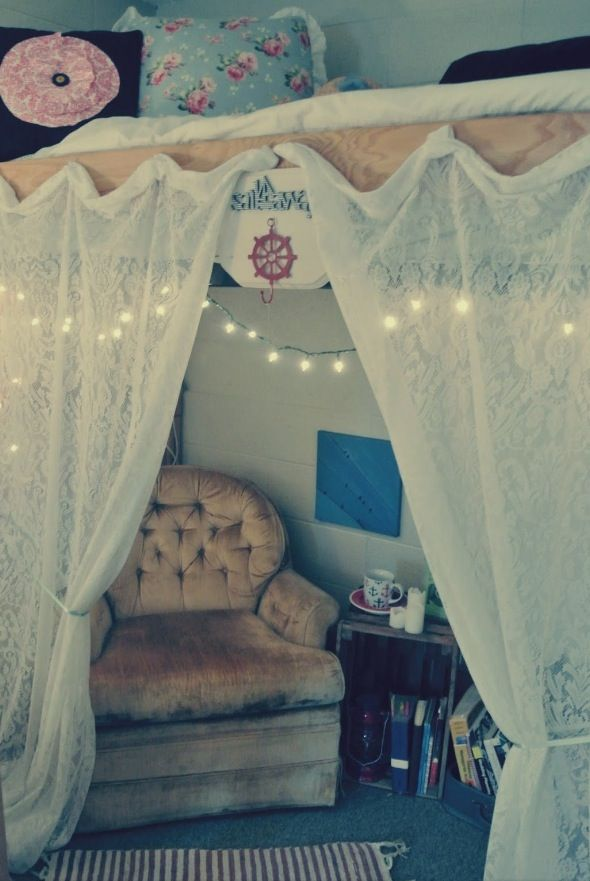 My dream dorm room... :)