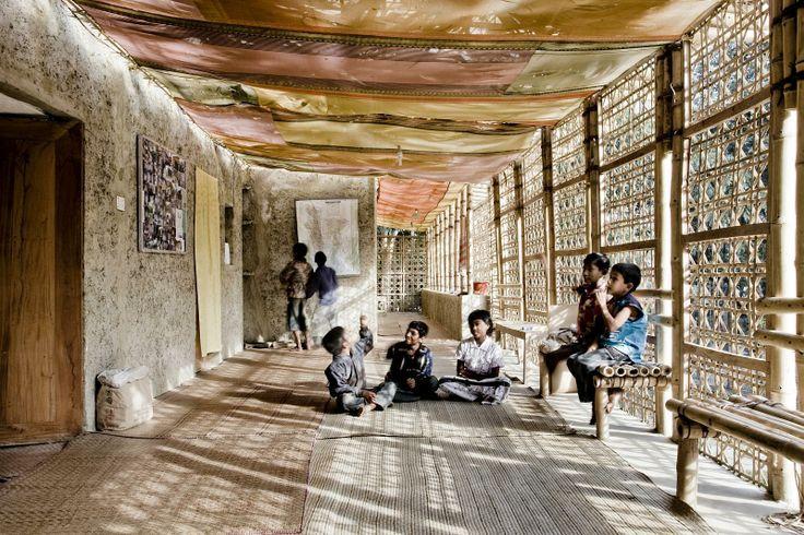 Meti School in Bangladesch von Anna Heringer