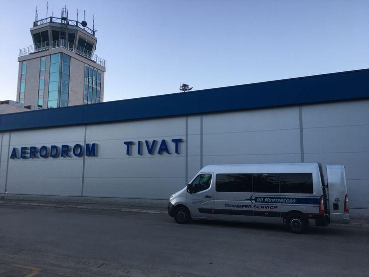 Minibus service Montenegro Airports Podgorica and Tivat