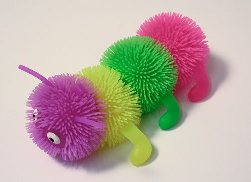 Educational Toys Autistic : Cute caterpillar sensory toy for kids with autism or