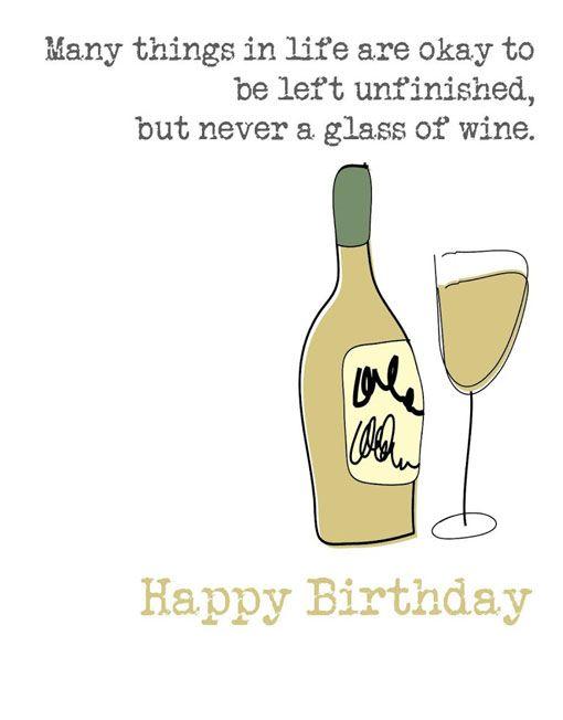 38 best birthday memes images on pinterest birthdays birthday card crush greetings dandelion stationery white wine birthday m4hsunfo