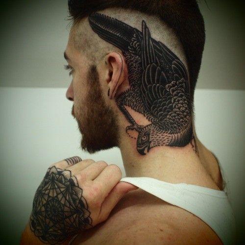 * Head Tattoo *