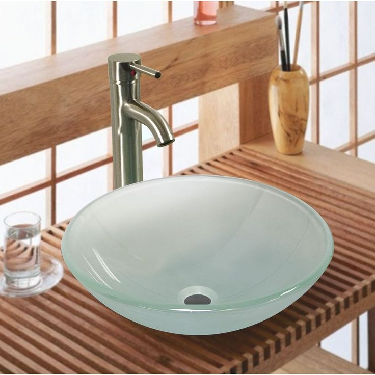 Find This Pin And More On Ideas: Bathroom Vessel Sinks .