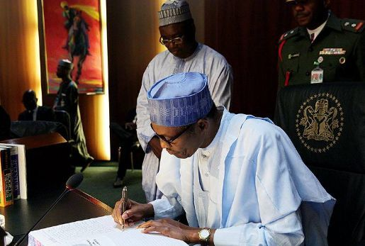 Buhari Proposes N6.8Trillion 2017 Budget (Details)