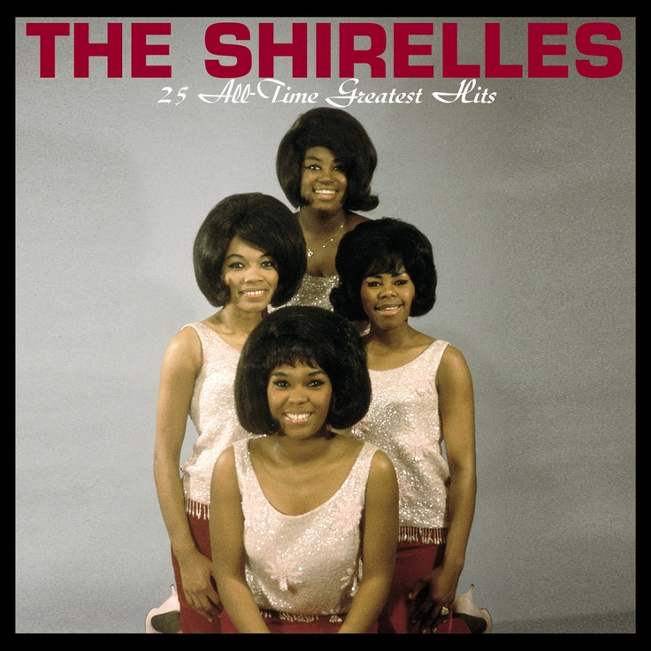 The Shirelles - There's A Storm Going On In My Heart / Call Me (If You Want Me)