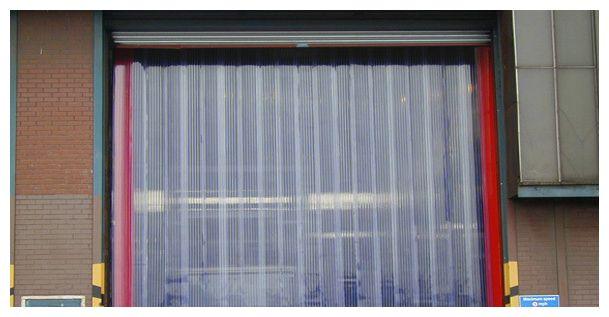 Pvc Strip Curtains Pvc Strip Curtains Installation Perambur