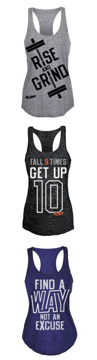 Discover amazing apparel and gear that'll have you looking good and feeling great! At G2OH you'll find an extensive collection of workout apparel for crossfitters, weightlifters and athletes wanting to get the most out of every day. Made with premium materials, customers find that our apparel is incredibly comfortable, flexes and moves with no restrictions, retains shape and elasticity, and dries quickly. See what all the fuss is about - shop the G2OH collection today!