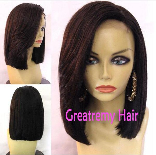 Short Natural Wigs For Black Hair