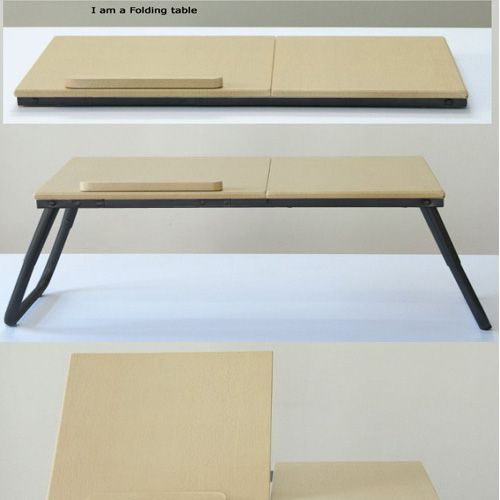 Laptop desk for bed - Fashion Design Portable  Folding Table For Laptop…                                                                                                                                                                                 More