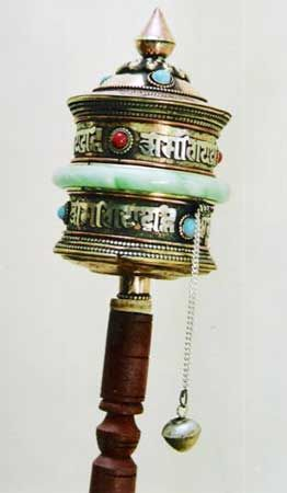 I have one of these from my visit to Tibet!