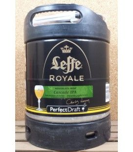 Leffe Royale Cascade IPA 6 L Keg Perfect Draft