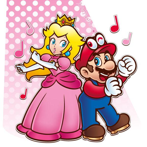 Princess and mario porn