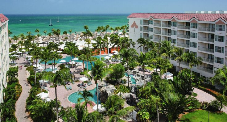 Marriott's Aruba Ocean Club, Palm Beach, Aruba