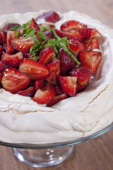 How to Feast on a Budget all year round - top tips and tricks from South African food stars incl a knock out Strawberry Balsamic Pavlova recipe