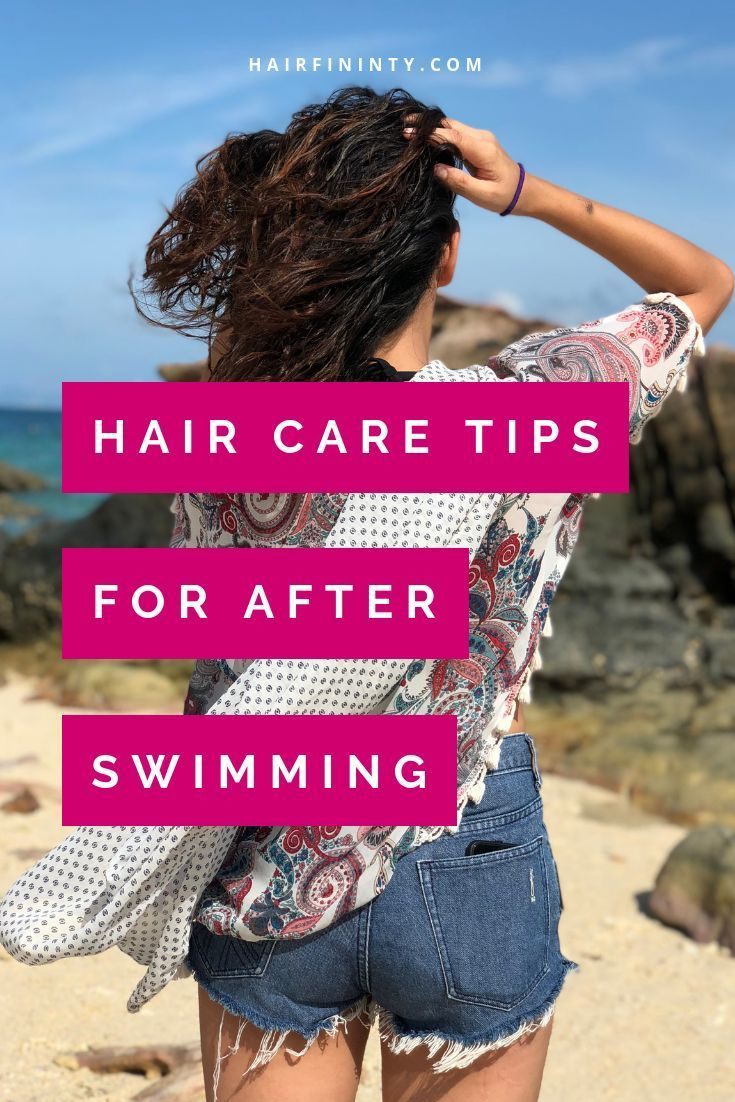 Chlorine Hair How To Protect Your Locks After Swimming My Blog Chlorine Hair Swim Hair Care Swimming Hairstyles